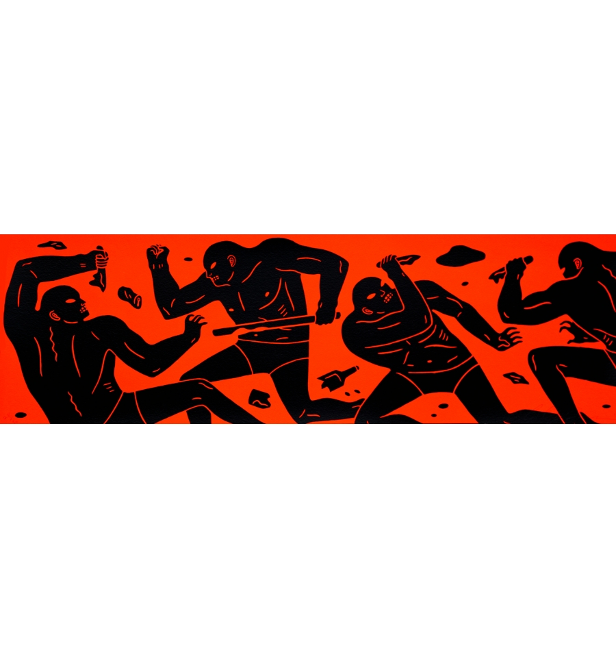 Cleon Peterson Editions 18, 2014