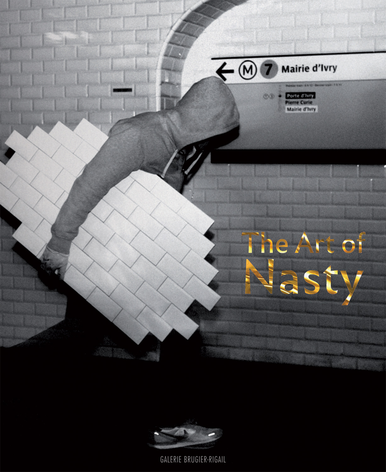 Nasty, Monographie de Nasty - The Art of Nasty, 2015