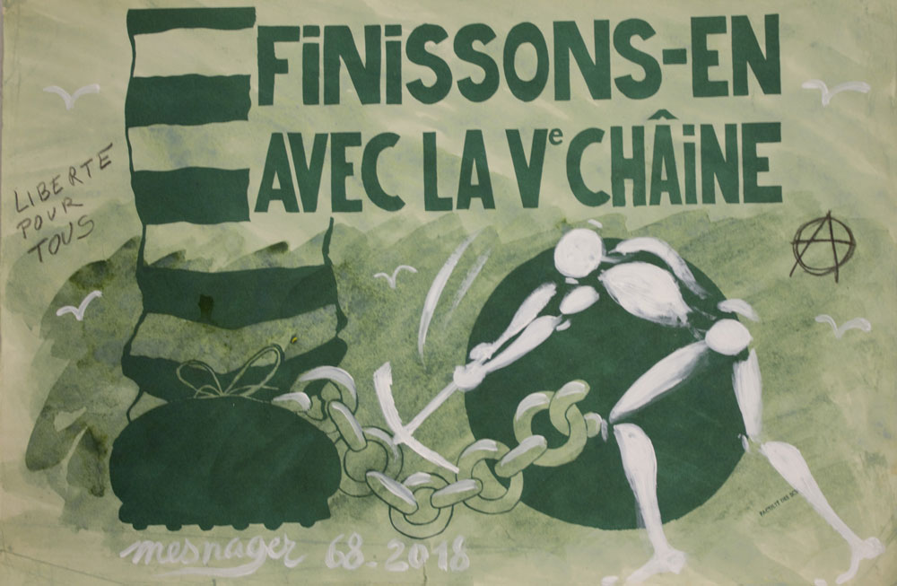 Finissons-en, 2018