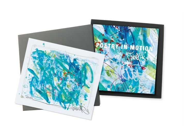 Coffret - Poetry in motion, 2019