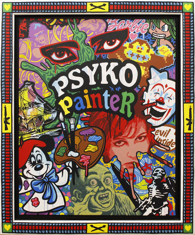 Psyko Painter, 2009
