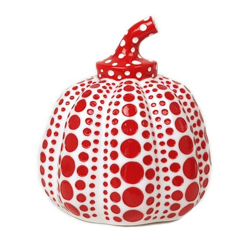 Pumpkin from Japan red/white